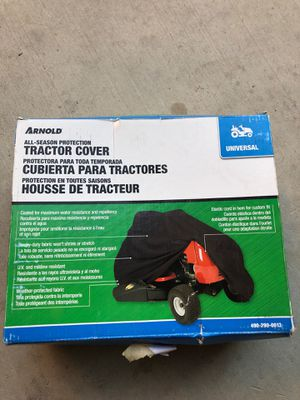 Arnold Universal Tractor Cover for Sale in San Diego, CA