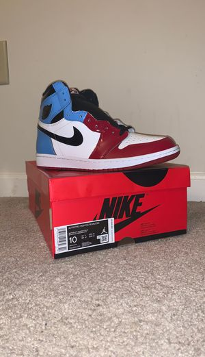 """Jordan 1 Retro """"Fearless"""" DS Size 10 for Sale in Silver Spring, MD"""