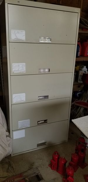 Industrial, heavy metal shelving/ cabinet for Sale in Ellisville, MS