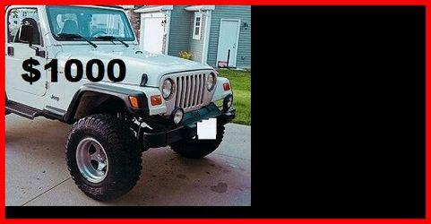 $1000 J.E.E.P for Sale in Rochester,  NY