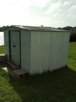 Shed was set up new but not used. $400: for Sale in Ruskin, FL