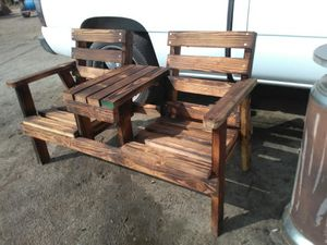 2 bench set for Sale in Fowler, CA