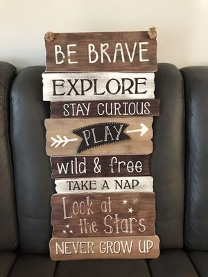 Home decor wall hanging for Sale in Everett, WA