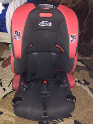 Graco Tranzitions 3-in-1 Harness Booster Convertible Car Seat for Sale in Bradenton, FL