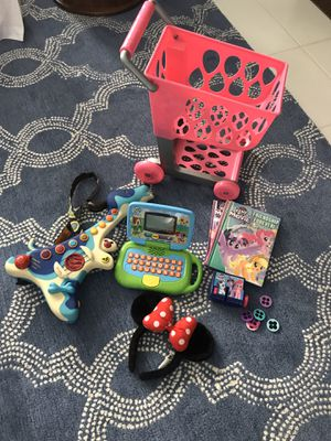 Kids toys and books for Sale in Boca Raton, FL