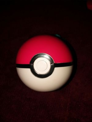 Pokemon Ball with a mini Pikachu for Sale in Cleveland, OH