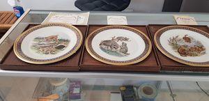 3 plates lenox vintage for Sale in Hollywood, FL