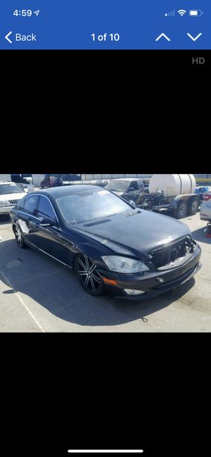 Mercedes W221 S550 S600 S63 Parts for sale - Parting our car for Sale in Sacramento, CA