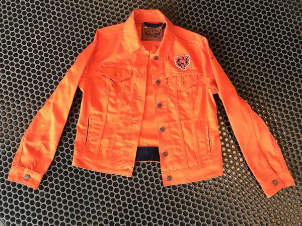 Women's Levi's Denim Bears Jacket
