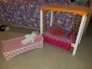 American girl doll beds for Sale in St. Louis, MO