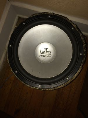Polk audio sub for Sale in Knoxville, TN
