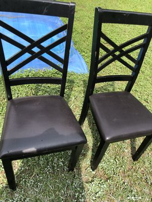 Pair of chairs for Sale in Arlington, TX
