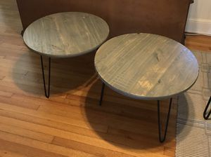 🤩2 New Cute Matching End Tables / Nightstands! for Sale in Chula Vista, CA