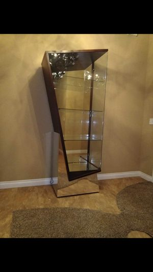 Cabinet for precious items for Sale in Harper Woods, MI