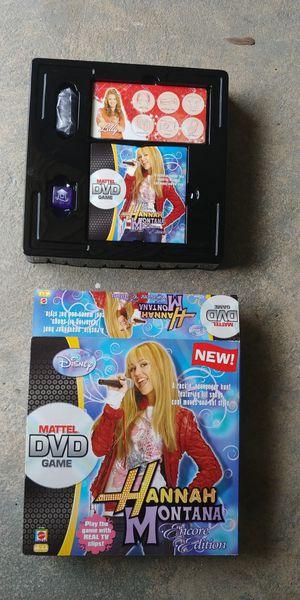 Hannah Montana encore edition for Sale in Burlington, NJ