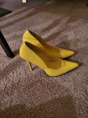 Yellow heels for Sale in Bellevue, TN