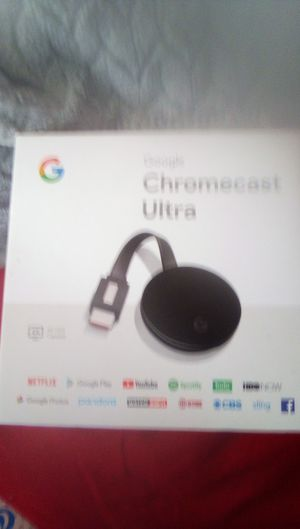 Chromecast for Sale in Riverside, CA