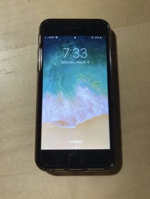 IPHONE 7 256GB UNLOCKED for Sale in Alexandria, VA