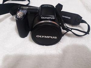 olympus sp series sp-815uz 14.0mp digital camera - black+2nd battery+2memo cards for Sale in Sacramento, CA