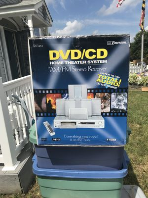 DVD / CD Home Theater System AM/FM Stereo Receiver for Sale in Pasadena, MD