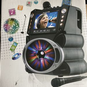 Karaoke USA Bluetooth Karaoke System for Sale in Las Vegas, NV