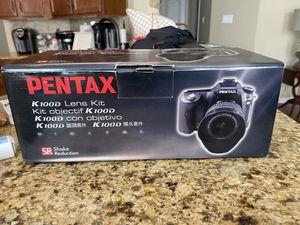 Pentax K100D Camera for Sale in San Antonio, TX
