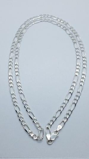 24inch silver chain for Sale in Glendale, AZ