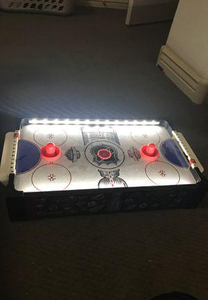 Mini air hockey table for Sale in Queen Creek, AZ
