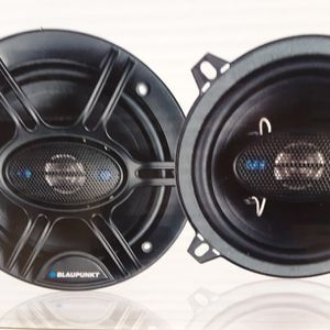 """Blaupunkt 5 1/4"""" 4 way 300 watts car speakers brand new for Sale in South Gate, CA"""