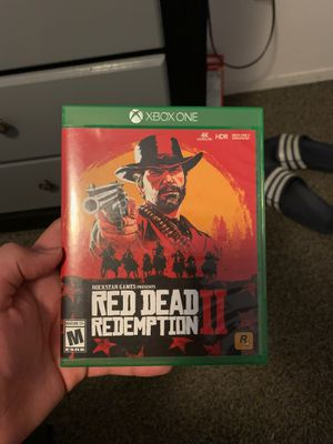 Read Dead Redemption 2 (Xbox) for Sale in Selma, CA