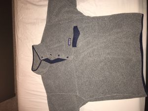 Patagonia pullpover SZ MEDIUM for Sale in Cary, NC