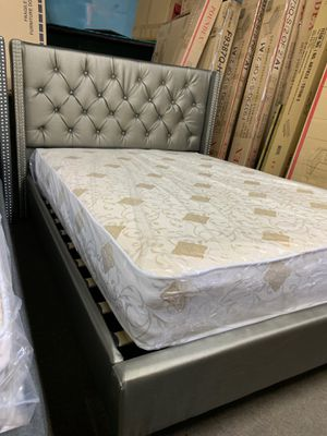 New full bed with matreses for $289 for Sale in Garland, TX