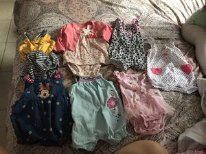 Baby girl clothes for Sale in Elk Grove, CA
