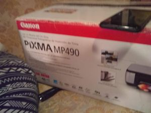 Canon all in one photo printer for Sale in Coldwater, MI