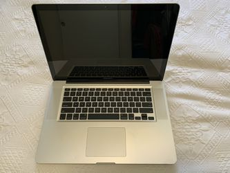 "MacBook Pro 15"" 2008 for Sale in Seal Beach,  CA"