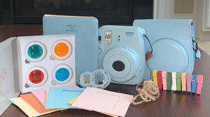 FujiFilm Instax Mini 8 Polaroid Camera w/ Case and Accessories for Sale in Charlotte, NC