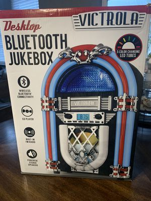 Desktop Bluetooth Jukebox for Sale in Minooka, IL