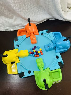 Hungry Hungry Hippo Family Game for Sale in Rancho Cordova, CA