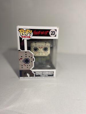 Jason Voorhees 8-bit Funko Pop for Sale in Lancaster, TX