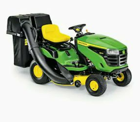 John Deere 42 in. Twin Bagger for 100 & S200 Series-Tractors/Lawn Mowers for Sale in Rancho Cucamonga,  CA