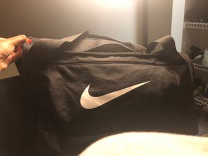 Nike duffle bag for Sale in East Brunswick, NJ