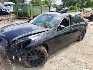 2011 infinity g37 parts parts$$$ good motor n transmission 30 day warranty for Sale in Houston, TX