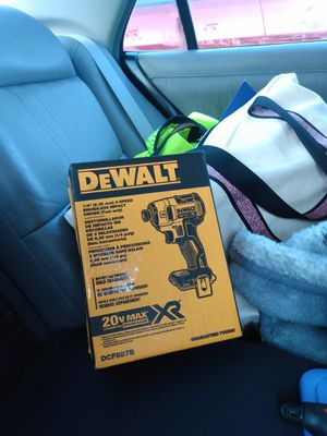 DeWalt driver for Sale in Aurora, CO