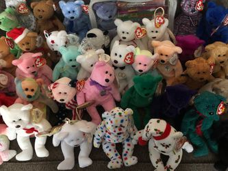 Lot Of Ty Beanie Babies for Sale in Taunton,  MA