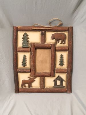 Cabin style Picture Frame for Sale in Phoenix, AZ