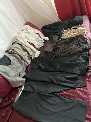 MEXX BRAND clothing lot! Office pants, blazers, jackets, etc for Sale in Jersey City, NJ