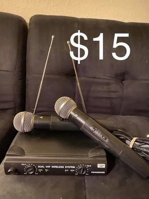 Wireless microphones for Sale in Alhambra, CA
