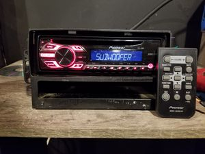 Pioneer CD RECEIVER for Sale in Southbridge, MA