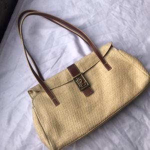 Vintage Chic Ralph Lauren Handle Bag for Sale in Phoenix, AZ