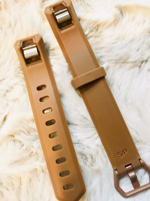 New in package Fitbit brown band S/P for Sale in Garden Grove, CA